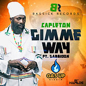 Gimmie Way - Single by Capleton