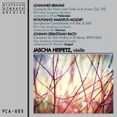 Violin by Jascha Heifetz
