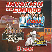 Play & Download Invacion Del Corrido by Various Artists | Napster