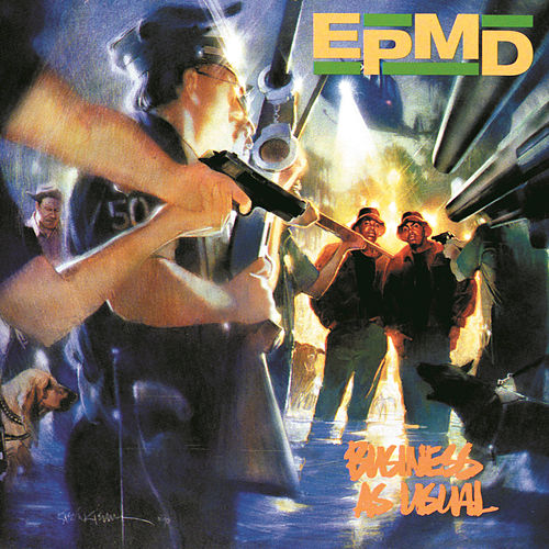 Play & Download Business As Usual by EPMD | Napster
