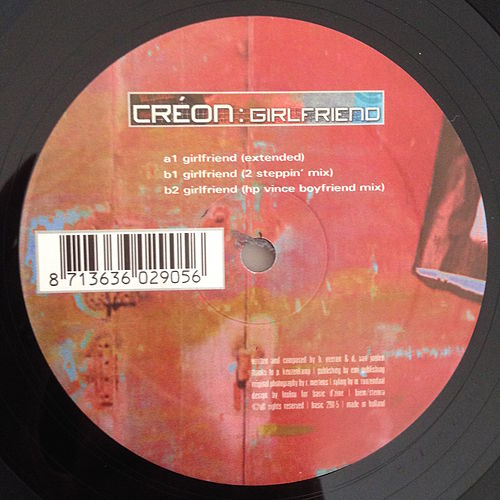 Play & Download Girlfriend by Creon | Napster