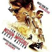 Mission: Impossible - Rogue Nation (Music from the Motion Picture) by Joe Kraemer