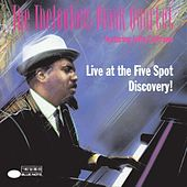 Live At The Five Spot--Discovery! by Thelonious Monk