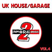 Play & Download UK House & Garage, Vol. 4 - EP by Various Artists | Napster