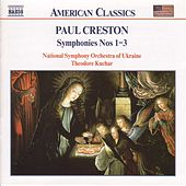 Symphonies 1 - 3 by Paul Creston