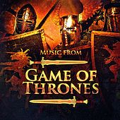 Play & Download Music from Games of Thrones by TV Theme Song Library | Napster