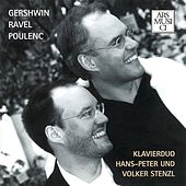 Play & Download Gershwin, Ravel & Poulenc by Hans-Peter Stenzl | Napster