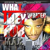 What They Waited For by Mac