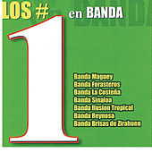 Los # 1 en Banda by Various Artists