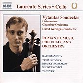 Play & Download Romantic Music for Cello and Orchestra by Various Artists | Napster