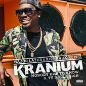 Nobody Has To Know (feat. Ty Dolla $ign) (Major Lazer and KickRaux Remix) von Kranium