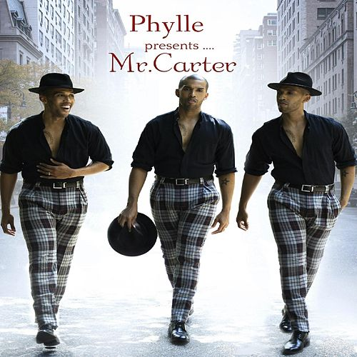 Mr. Carter by Phylle