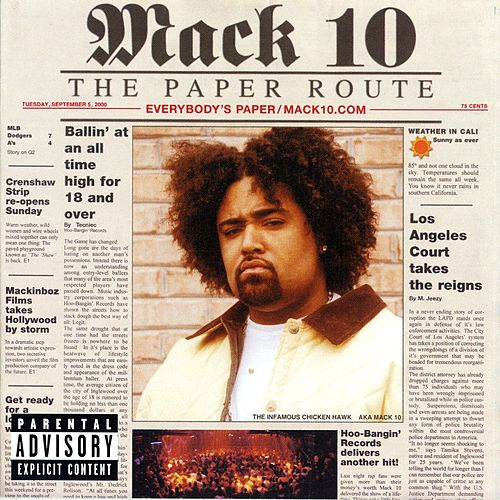 The Paper Route by Mack 10