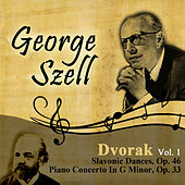 Dvorak, Vol. 1: Slavonic Dances, Op. 46 - Piano Concerto In G Minor, Op. 33 by Various Artists