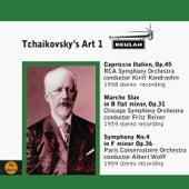Tchaikovsky's Art 1 by Various Artists