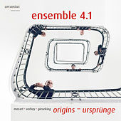 Mozart, Verhey & Gieseking: Origins by Ensemble 4.1