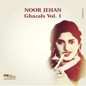 Noor Jehan Ghazals, Vol. 1 by Noor Jehan