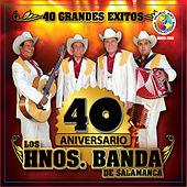 Play & Download 40 Aniversario - 40 Grandes Exitos by Hnos. Banda de Salamanca | Napster