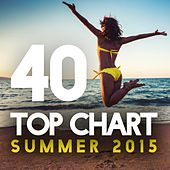 Play & Download 40 Top Chart Summer 2015 by Various Artists | Napster