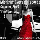 Midnight Express Records Summer Tech House - EP by Various Artists