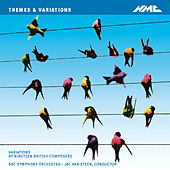 Play & Download Themes & Variations: Variations by Nineteen British Composers by BBC Symphony Orchestra | Napster