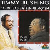 Jimmy Rushing With Count Basie & Bennie Moten von Jimmy Rushing