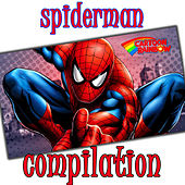 Play & Download Spider Man Compilation by Rainbow Cartoon | Napster