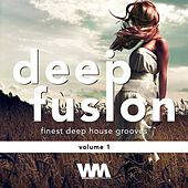 Play & Download DeepFusion (Finest Deep House Grooves), Vol. 1 by Various Artists | Napster