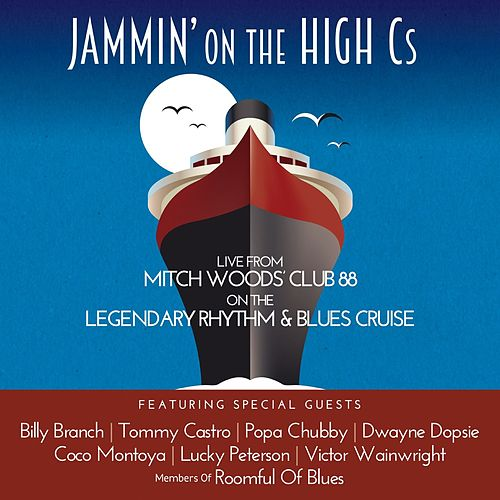 Play & Download Jammin' On The High C's by Mitch Woods | Napster