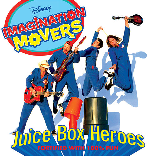 Juice Box Heroes by Imagination Movers