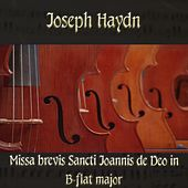 Play & Download Joseph Haydn: Missa brevis Sancti Joannis de Deo in B-flat major by The Classical Orchestra | Napster