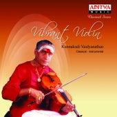 Vibrant Violin by Kunnakudi Vaidyanathan