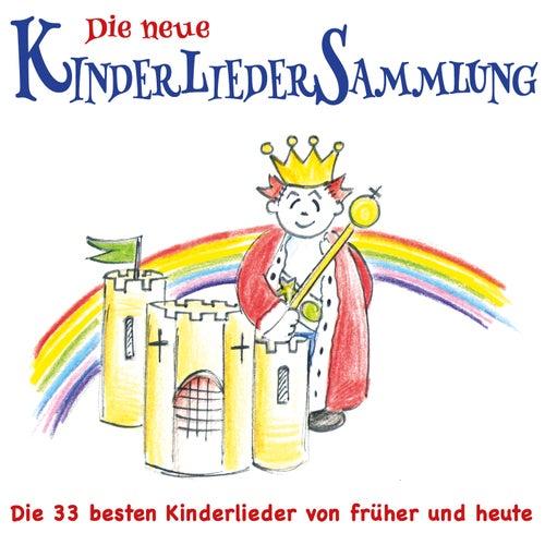 Die neue Kinderlieder Sammlung (Die 33 besten Kinderlieder von früher und heute) by The Singalongasong Band