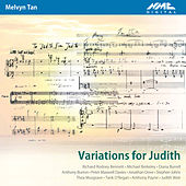 Variations for Judith by Melvyn Tan