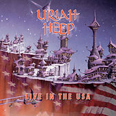 Play & Download Live in the USA by Uriah Heep | Napster
