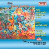Angulo: Concerto No. 2 'El Alevin' - Rodrigo: Concerto De Aranjüez - Villa-Lobos: Concerto for Guitar and Small Orchestra by Rafael Jiménez