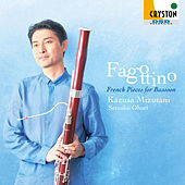 Fagottino - French Pieces for Bassoon - by Setsuko Ohori