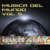 Música del Mundo Vol.5 Felices Juegos by Vienna Volksoper Orchestra
