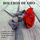 Play & Download Boleros de Oro by Various Artists | Napster