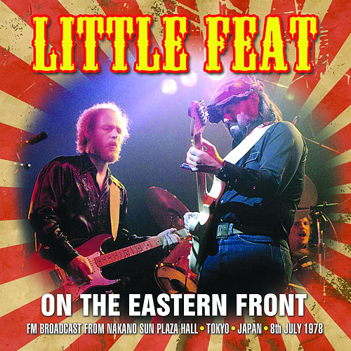 On the Eastern Front (Live) von Little Feat