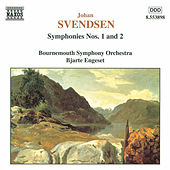 Symphonies Nos. 1 and 2 by Johan Svendsen