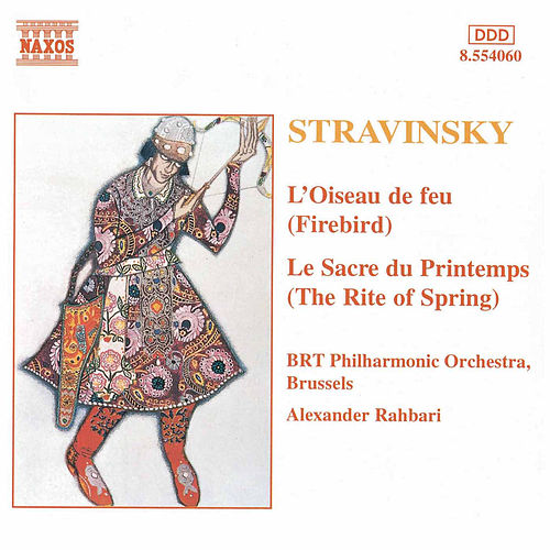 Play & Download The Rite of Spring / Firebird by Igor Stravinsky | Napster