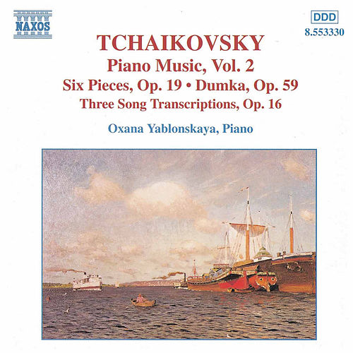 Play & Download Piano Music Vol. 2 by Pyotr Ilyich Tchaikovsky | Napster