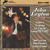 Play & Download Live in Concert at the Amersham Rock 'N' Roll Club by John Leyton | Napster