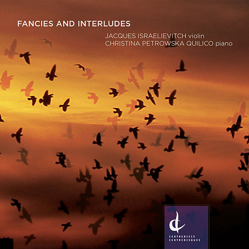 Play & Download Fancies & Interludes (Live) by Jacques Israelievitch | Napster