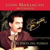 Antologia el Poeta del Pueblo Con Mariachi de Joan Sebastian