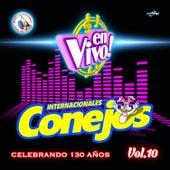Celebrando los 130 Años Vol. 10. Música de Guatemala para los Latinos (En Vivo) by Internacionales Conejos