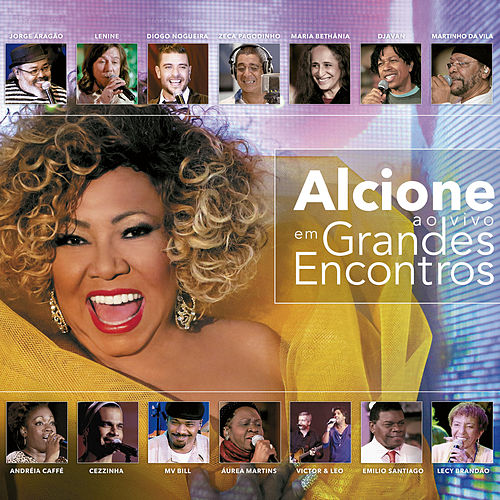 Play & Download Ao Vivo Em Grandes Encontros by Alcione | Napster