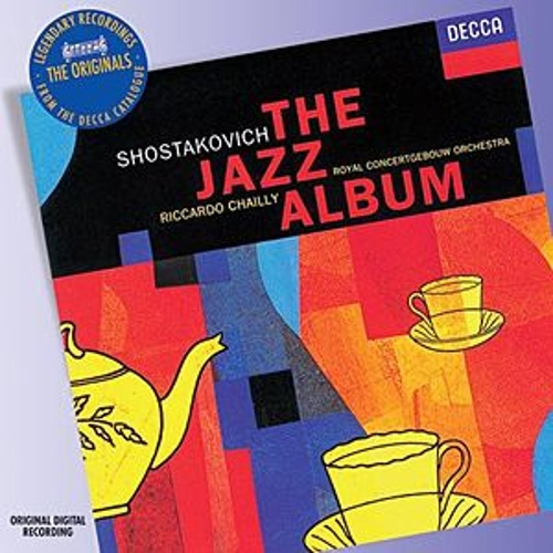 Play & Download Shostakovich: The Jazz Album by Various Artists | Napster