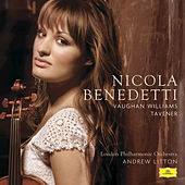 Play & Download Vaughan-Williams and Tavener by Nicola Benedetti | Napster